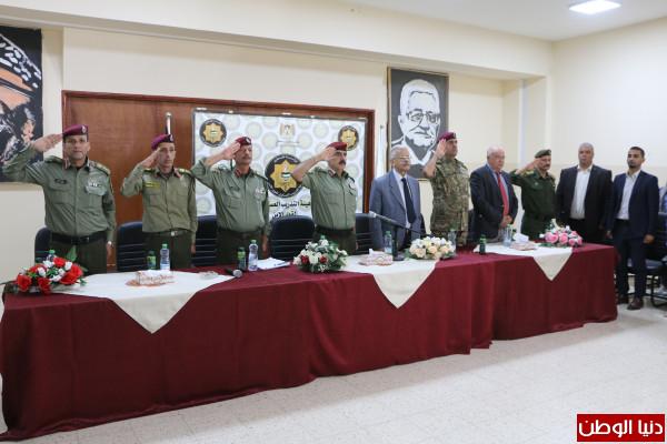 جامعة الإستقلال وهيئة التدريب العسكري تفتتحان الدورة المغلقة للعام الدراسي 2019-2020