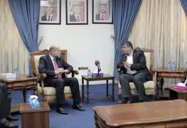 الهباش: فلسطين والأردن في خندق واحد دفاعًا عن القدس ومقدساتها