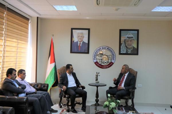 نقابة المحامين: قلقون بشدة من الحالة التي وصل لها المعلم الفلسطيني