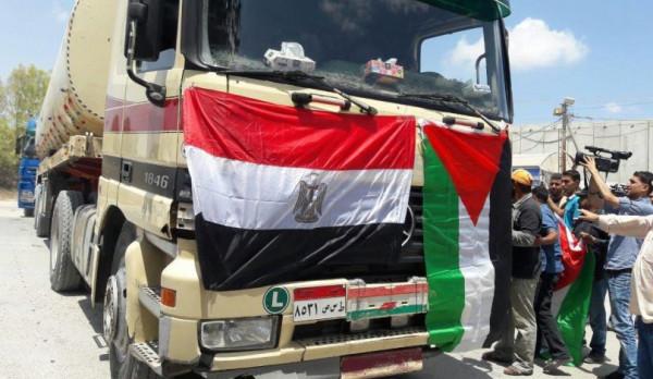 بشارة: نتطلع لتطوير وتبادل المعلومات مع مصر بشأن التجارة المتبادلة في غزة
