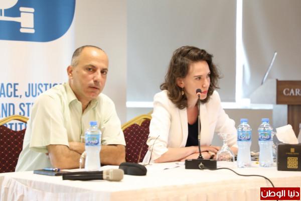 وزارة العدل تعقد ورشة عمل حول الآليات والوسائل البديلة لحل النزاعات