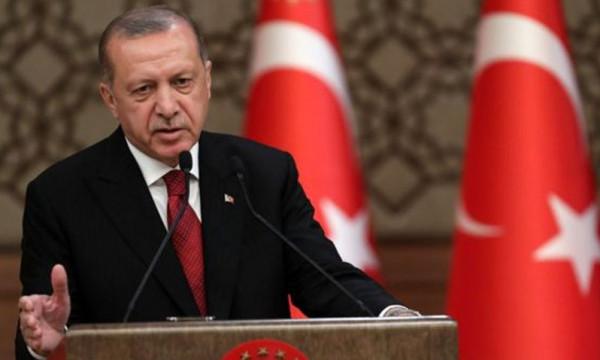 مشروع قانون بالكونغرس الأمريكي لفرض عقوبات على أردوغان بسبب العملية العسكرية بسوريا