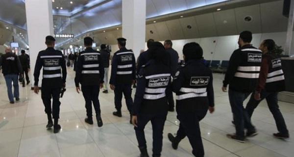 ضبط ممثلة بمطار الكويت قبل توجهها للسعودية.. هذا ماعثروا عليه داخل حقيبتها
