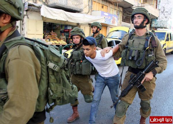 مؤسسات الأسرى: الاحتلال اعتقل (514) فلسطينياً خلال شهر
