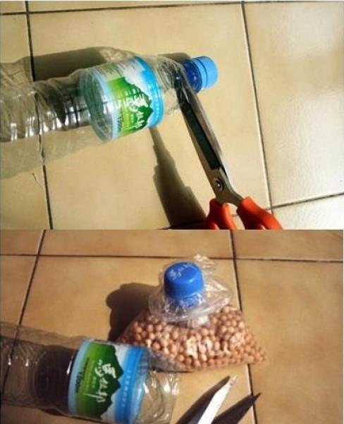 12 طريقة مبتكرة لاستخدام الزجاجات البلاستيكية القديمة