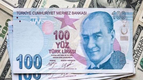 الليرة التركية تتراجع بعد شن أنقرة هجومًا بريًّا في سوريا