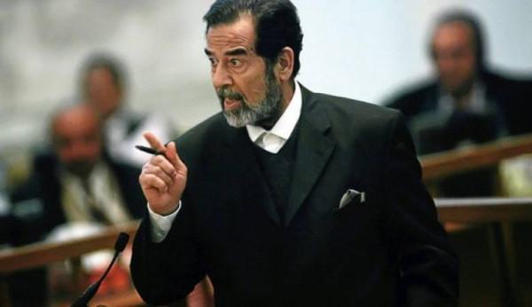 رغد صدام حسين لترامب: من سيعوضنا والدي الذي استشهد دفاعًا عن العراق
