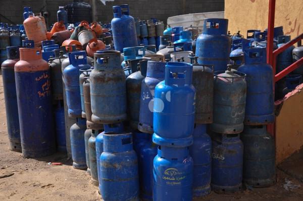 حمادة: سعر اسطوانة الغاز 59 شيكلاً للمواطن والاقتصاد بدأت بحملة لضبط الأسعار