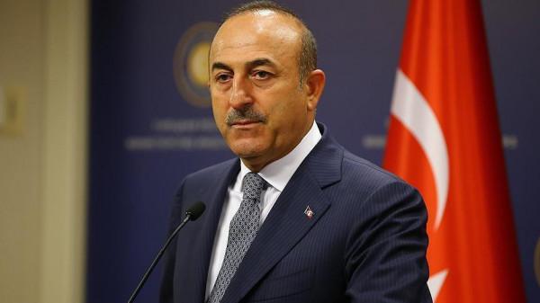 أوغلو: عملية (نبع السلام) لن تمتد لأكثر من 30 كلم داخل سوريا