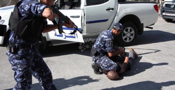 الشرطة تعتقل شخصاً مشتبه بدهسه شُرطييْن بضواحي القدس