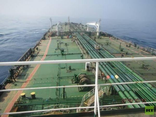 الخارجية الإيرانية: الهجوم على ناقلة النفط مغامرة خطرة نفذت من شرق البحر الأحمر