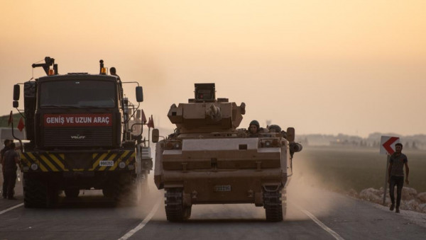 """أمريكا توجه رسالة حازمة لتركيا بشأن """"نبع السلام"""""""