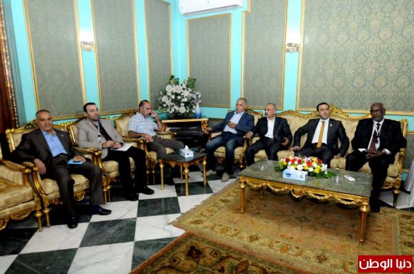 إنطلاق مؤتمر اتحاد المعلمين العرب بمشاركة 12 دولة بالقاهرة