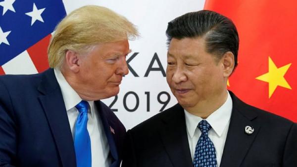 ترامب يعلن قرب انتهاء الحرب التجارية مع الصين
