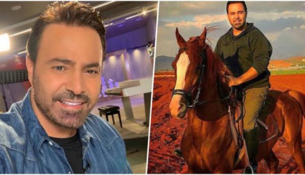 عاصي الحلاني يفاجئ الجميع بما كشفه عن حادثة الحصان