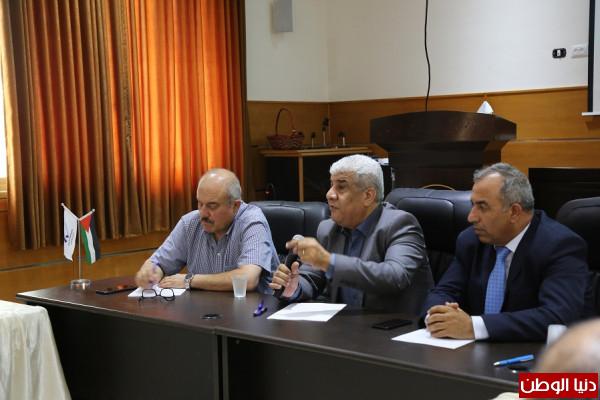 نقابة المهندسين تنفذ ثاني ورشة توعوية في نابلس