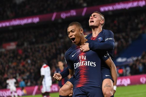 باريس سان جيرمان يحصن نجمه الشاب من طمع الأندية الكبيرة