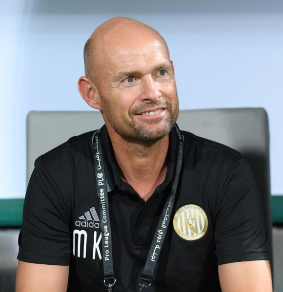 الجزيرة الإماراتي يتعاقد مع الهولندي مارسيل كايزر لتدريب الفريق الأول