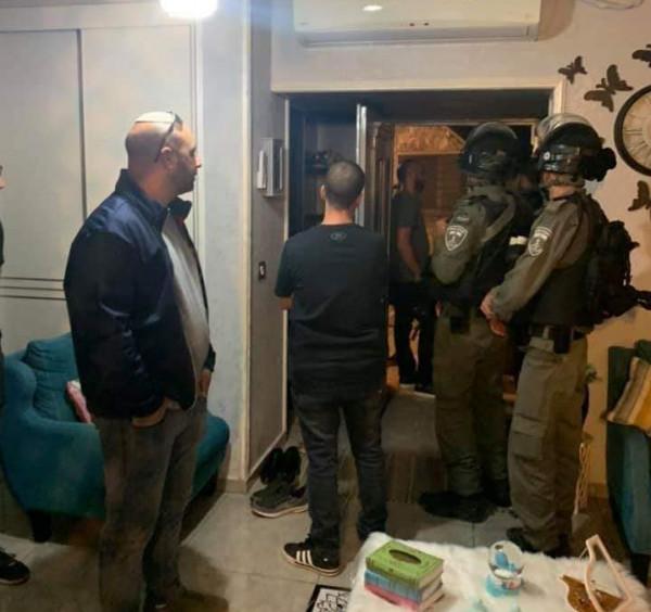 شاهد: الاحتلال يعتقل محافظ القدس عدنان غيث بعد اقتحام منزله في سلوان