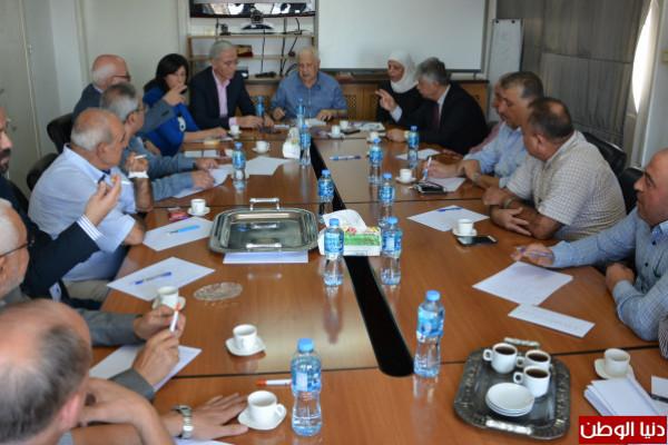 مجدلاني يكشف ما تم الاتفاق عليه خلال اجتماع لجنة الانتخابات بالفصائل