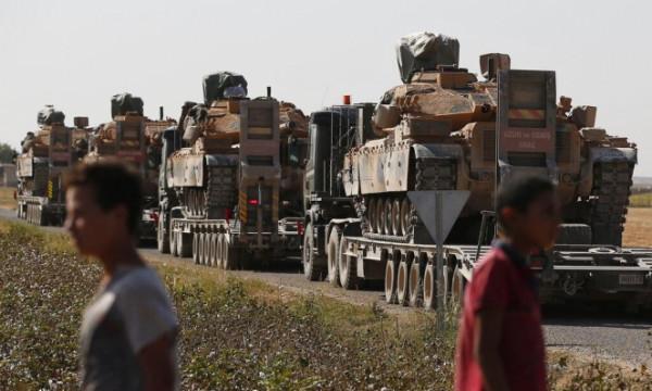 انسحاب سريع للقوات الأميركية من سورية