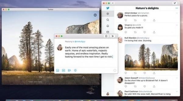 تطبيق جديد يعيد تويتر إلى أجهزة ماك