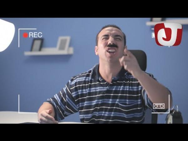 شاهد: شاب يقلد الداعية عمرو خالد بطريقة مذهلة