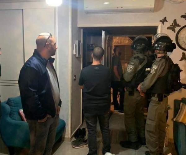 تمديد اعتقال محافظ القدس حتى الساعة الثامنة مساءً