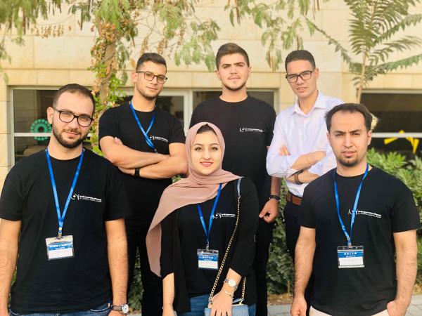 """جامعة بوليتكنك فلسطين تحصد مراكز مُتقدمة بالمؤتمر السنوي للشبكة العربية للابتكار """"عين"""""""
