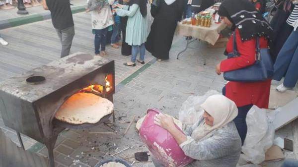 مركز واصل لتنمية الشباب يختتم اسبوع التراث الفلسطيني