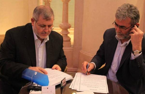 برلماني مصري يكشف تفاصيل زيارة وفد الجهاد الإسلامي للقاهرة