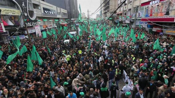 حماس تُعلّق على العملية العسكرية التركية شمال سوريا