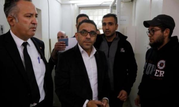 """قرار بالإفراج عن المحافظ غيث وأمين سر """"فتح"""" في القدس"""