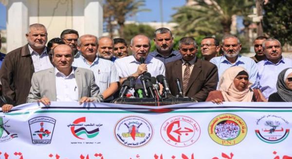 نافذ غنيم: نَرفض توظيف رؤية الفصائل بطريقة غير ملائمة.. وحراك مصري للمصالحة قريباً