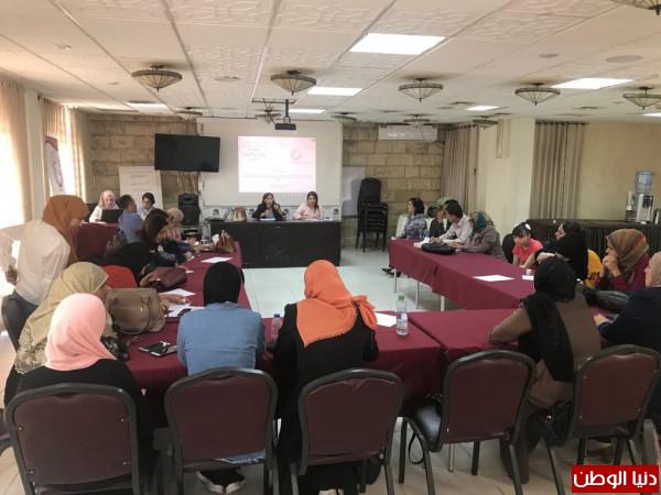 المرأة العاملة تعقد جلستين استماع ما بين نساء معنفات وناجيات من العنف