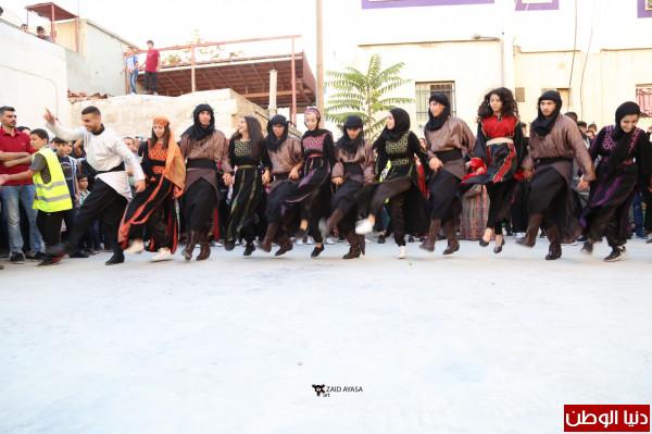 مركز واصل لتنمية الشباب يختتم أسبوع التراث الفلسطيني في بلدة أبو ديس