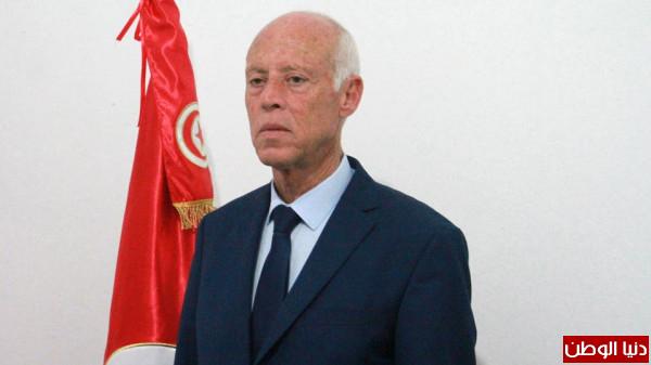 """(منظمة عربية) ترحب بتصريحات الرئيس التونسى باعتبار التطبيع مع اسرائيل """"خيانة عظمى"""""""
