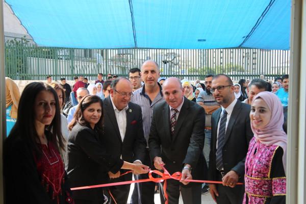 افتتاح أسبوع الرياضيات في جامعة بيت لحم