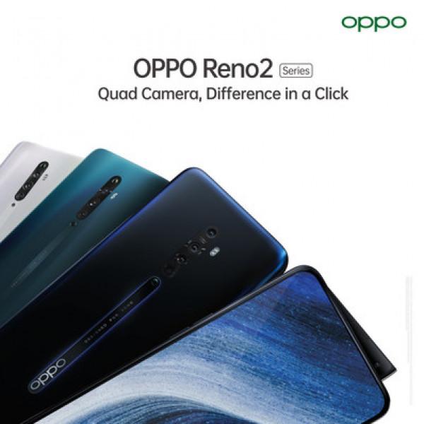 OPPO ترتقي بآفاق التصوير عبر الهاتف المتحرك بإطلاق سلسلة هواتف