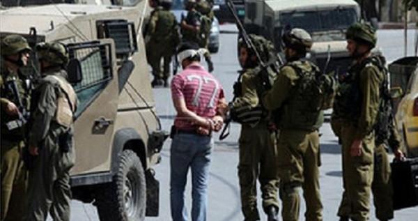الاحتلال يعتقل (21) مواطناً من الضّفة