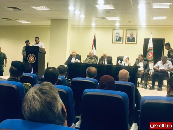 بيت لحم تكرم المتقاعدين العسكرين وتؤكد انهم ما زالوا رموز نضال وعطاء
