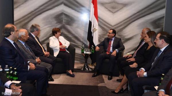 """مصر تعلن عن """"برنامج جديد"""" مع صندوق النقد الدولي"""