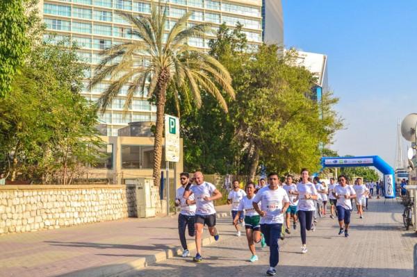 """40 فندقاً لماريوت الدولية في دولة الإمارات تشارك بمبادرة """"مسير المدينة"""""""