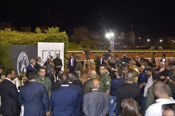 مهرجان CAEL Glory Horse Racing Festival يحقّق نجاحًا كبيرًا في بيروت