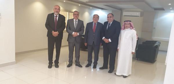 عصام ناصر: نمو ملحوظ في العلاقات السعودية القبرصية