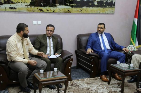 """""""نيابة غزة"""" تؤكد على إحالة الشكاوى المقدمة بحق النقابيين لدى نيابة المؤسسات"""