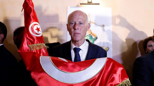 بشكل نهائي.. قيس سعيد رئيساً لتونس بنسبة 72.71%