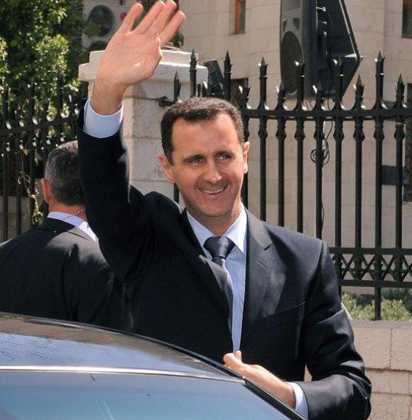 """بشار الأسد: سنرد على """"العدوان"""" التركي في أي منطقة من الأرض السورية"""
