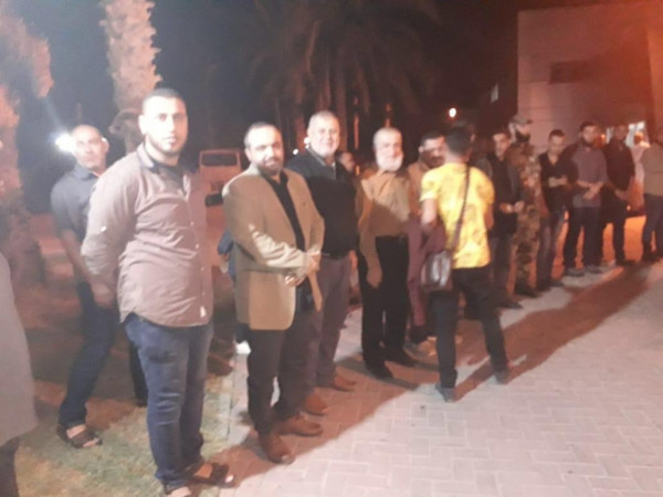 شاهد: وصول عدد من المحتجزين بمصر لقطاع غزة وقيادة الجهاد تستقبلهم