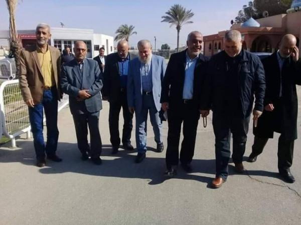 الجهاد الإسلامي تكشف نتائج زيارة وفدها للقاهرة